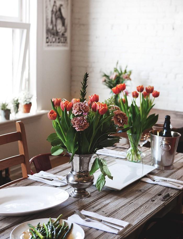 Mách 10 cách trang trí nhà với hoa tươi đảm bảo ai nhìn thấy cũng khâm phục tài khéo tay của bạn - Ảnh 6.