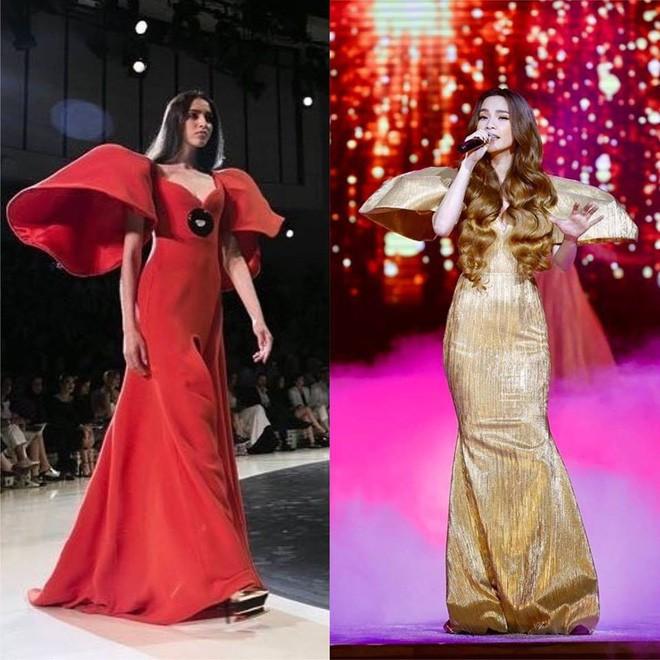 Giống váy của LaBourjoisie tới 90%, liệu váy của Lý Quí Khánh có còn đơn thuần là lấy lý tưởng? - Ảnh 6.