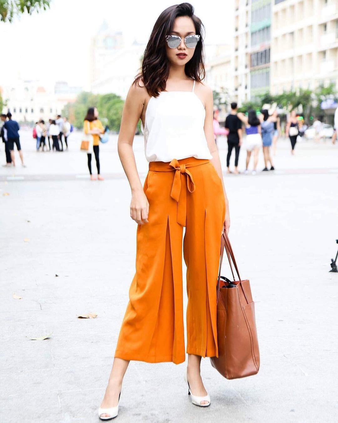 Da nâu không hề khó mặc đồ, thậm chí còn mặc siêu đẹp nếu bạn theo những tông này - Ảnh 2.