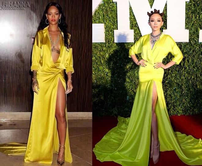 Giống váy của LaBourjoisie tới 90%, liệu váy của Lý Quí Khánh có còn đơn thuần là lấy lý tưởng? - Ảnh 7.