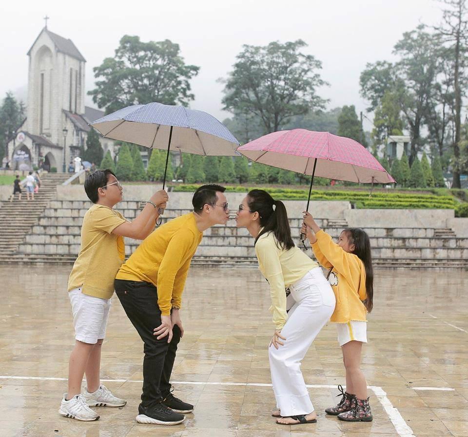Soi nhất cử nhất động của sao Việt (7/7) - Ảnh 4.
