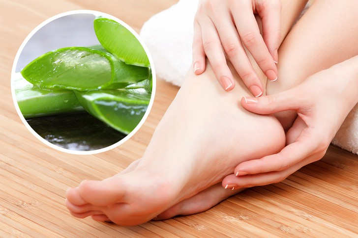 10 mẹo dưỡng da chân vừa dễ thực hiện lại hiệu quả cao, chị em hãy thử để sở hữu đôi bàn chân nuột nà - Ảnh 8.