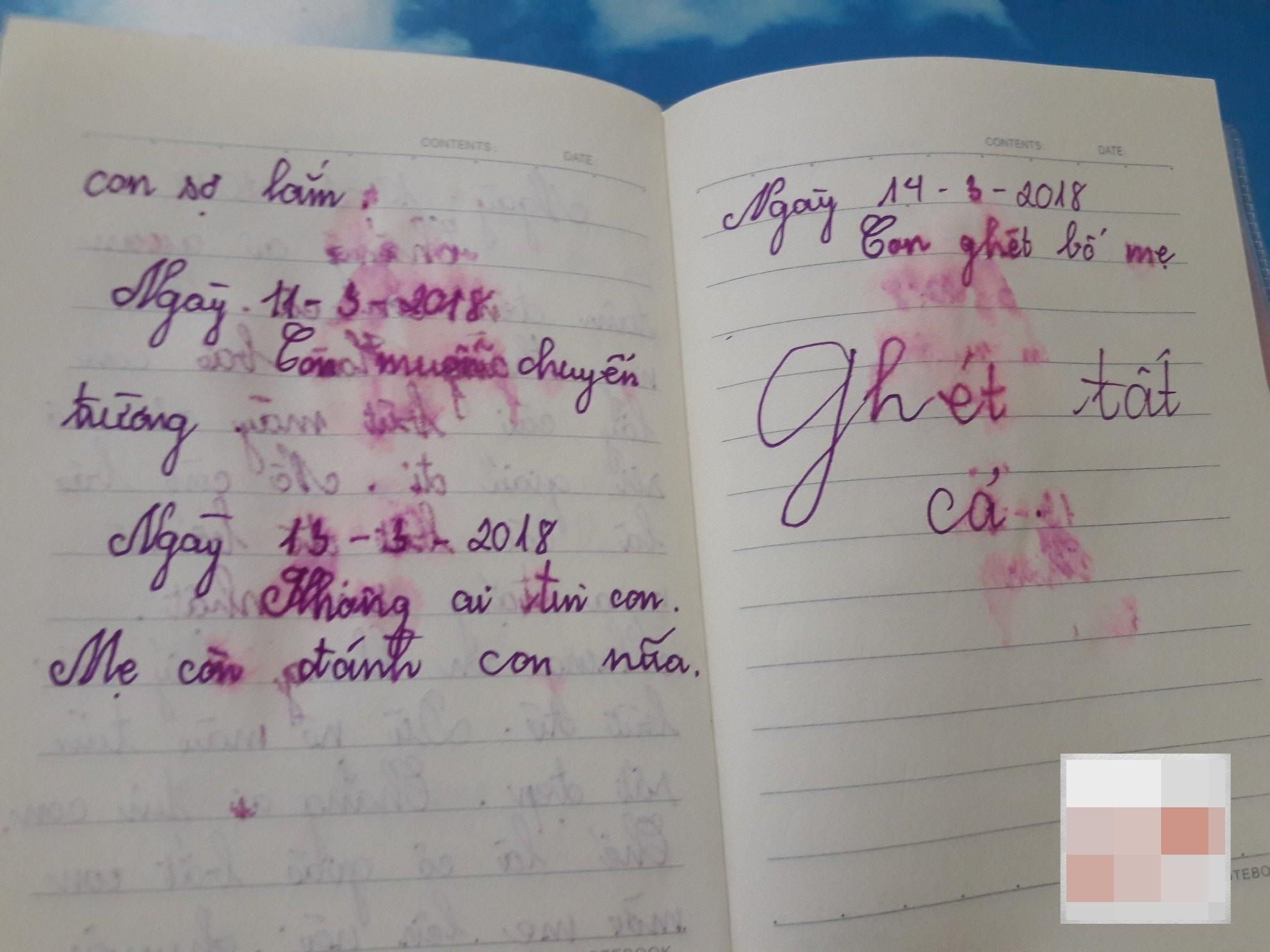 Con không phải là con của bố mẹ phải không? - cuốn nhật ký nhòe nước mắt của bé gái lớp 5 khiến các bậc cha mẹ sững sờ - Ảnh 6.