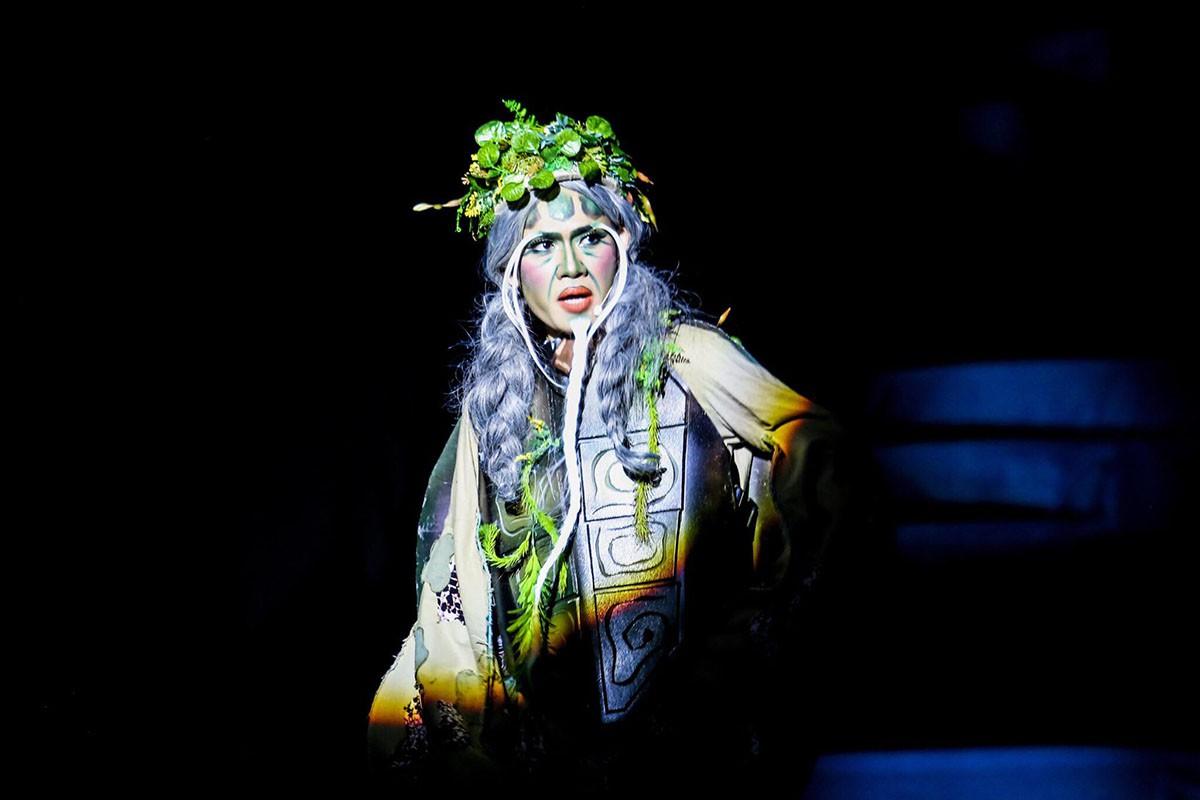 Khả Như làm công chúa, Cát Tường hóa lão bà đầy quyền lực - Ảnh 4.