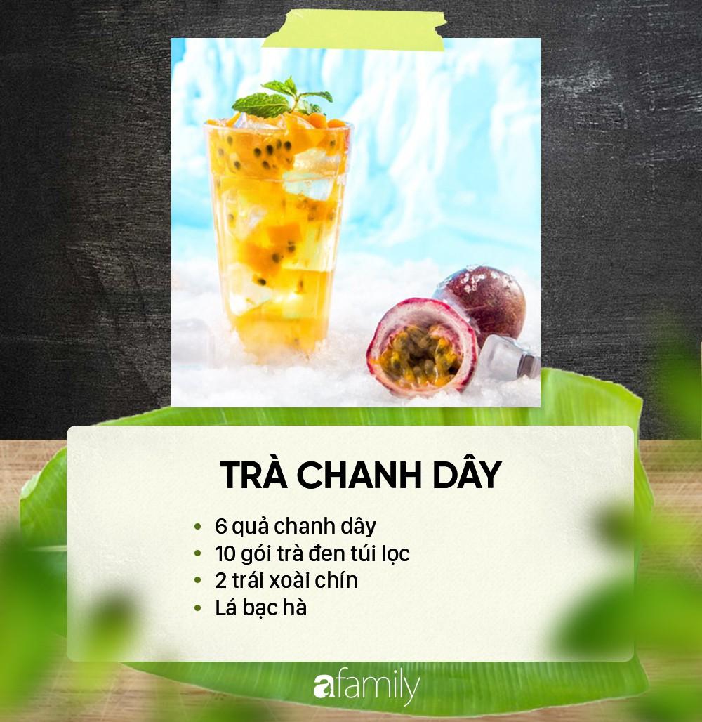 Top công thức đồ uống mát lịm đập tan nắng nóng ngày hè - Ảnh 7.