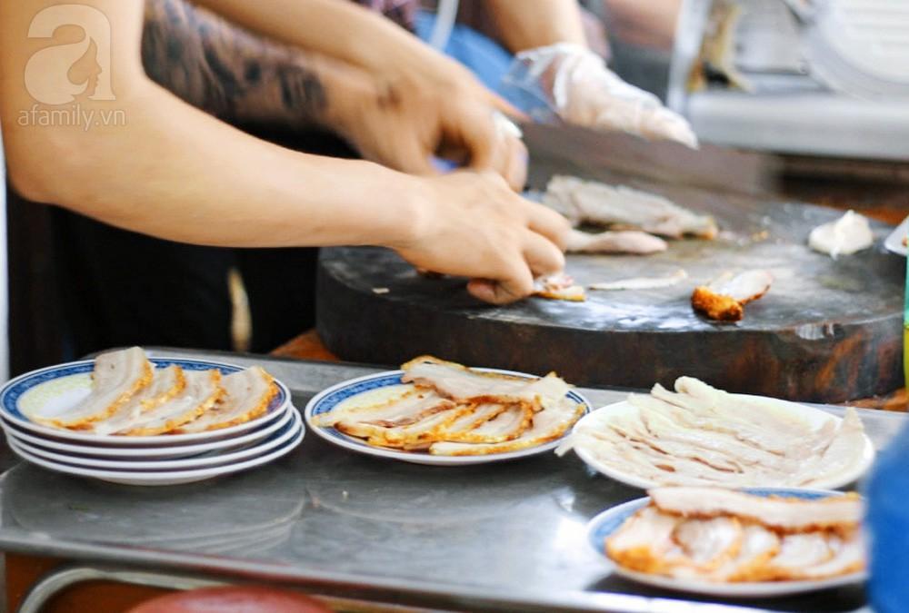4 địa chỉ bánh tráng cuốn thịt heo ngon, giá bình dân cho những ngày Hà Nội mưa nắng thất thường - Ảnh 3.