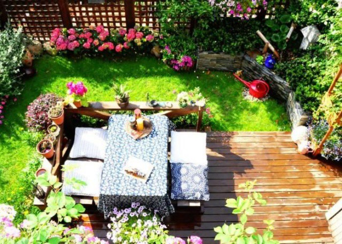 Khu vườn bình yên như xứ sở thần tiên ngập tràn hoa lá do cô gái tận tụy bỏ cả thanh xuân để chăm bón suốt 10 năm - Ảnh 20.
