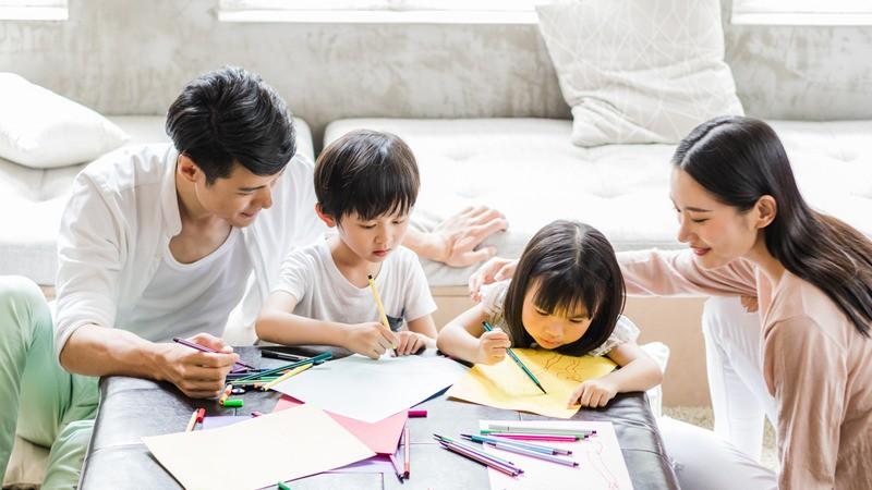 Thời kỳ vàng kích thích trí não bé phát triển cha mẹ không nên bỏ lỡ - Ảnh 3.