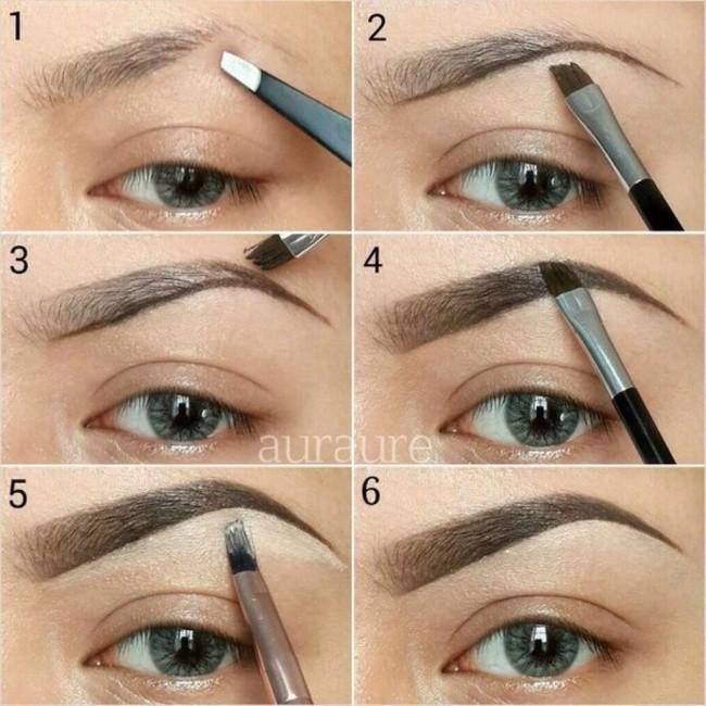 10 mẹo trang điểm nhỏ mà có võ giúp chị em loại bỏ hầu hết các nhược điểm trên khuôn mặt - Ảnh 5.
