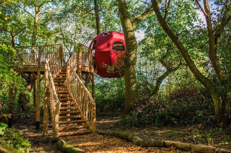 9 căn nhà nhỏ khiến bạn bỏ lại thành thị ồn ào để hòa mình vào với thiên nhiên - Ảnh 1.