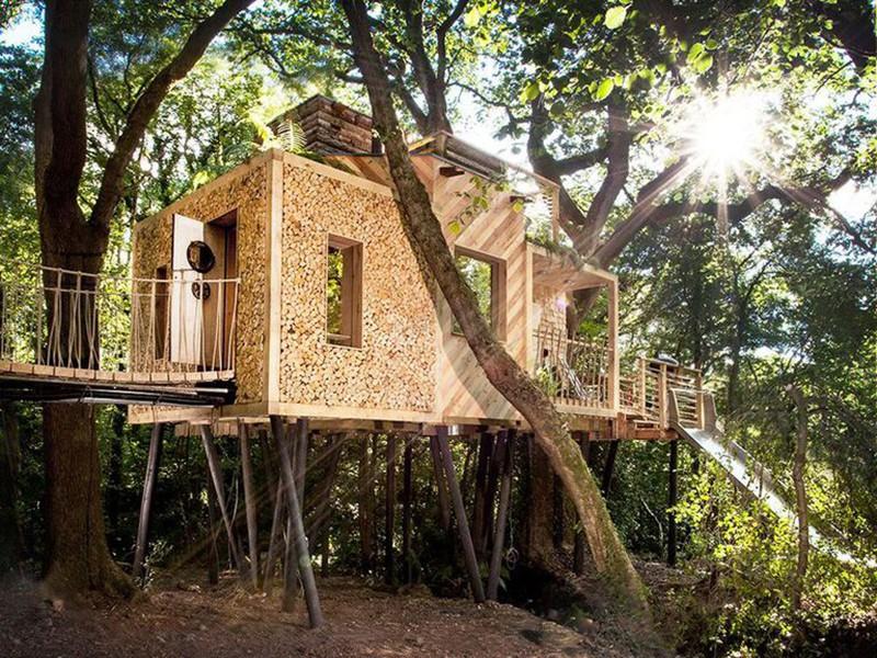 9 căn nhà nhỏ khiến bạn bỏ lại thành thị ồn ào để hòa mình vào với thiên nhiên - Ảnh 6.