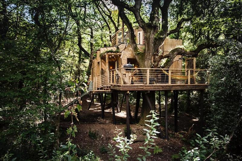 9 căn nhà nhỏ khiến bạn bỏ lại thành thị ồn ào để hòa mình vào với thiên nhiên - Ảnh 7.