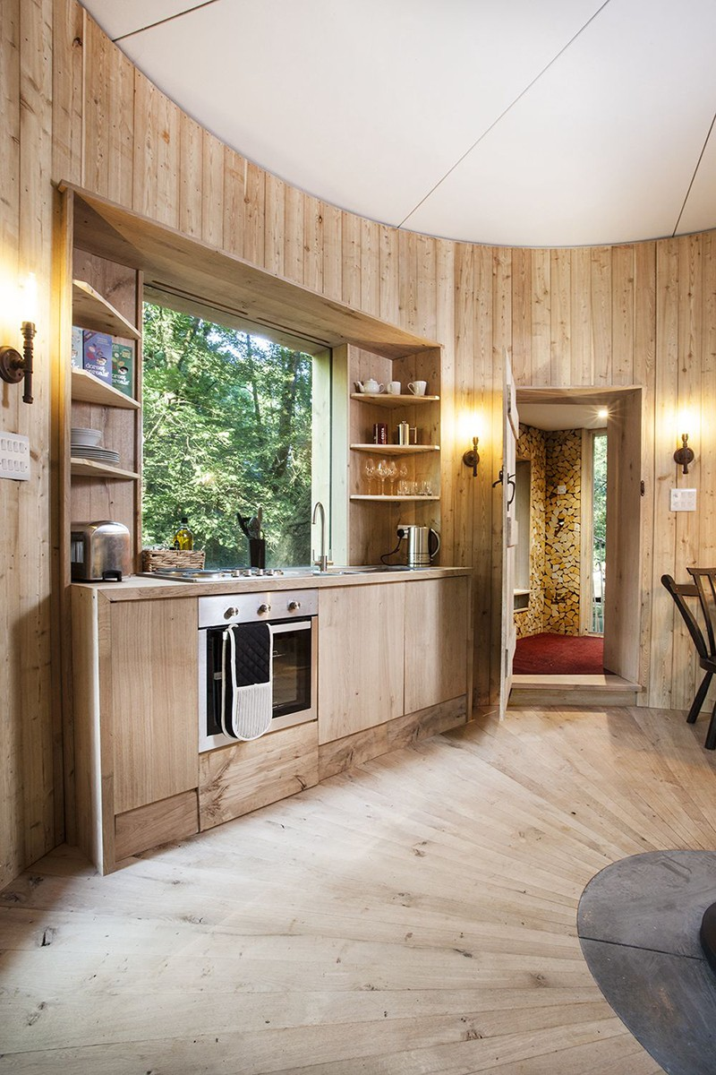 9 căn nhà nhỏ khiến bạn bỏ lại thành thị ồn ào để hòa mình vào với thiên nhiên - Ảnh 10.