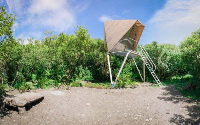 9 căn nhà nhỏ khiến bạn bỏ lại thành thị ồn ào để hòa mình vào với thiên nhiên - Ảnh 14.