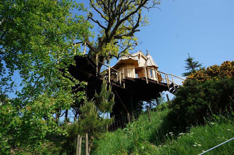 9 căn nhà nhỏ khiến bạn bỏ lại thành thị ồn ào để hòa mình vào với thiên nhiên - Ảnh 21.