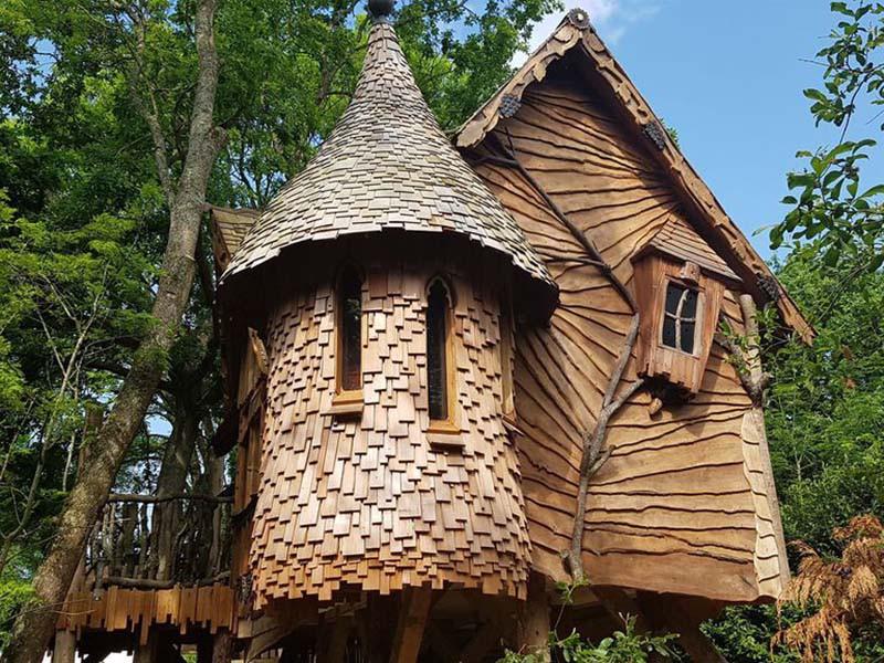 9 căn nhà nhỏ khiến bạn bỏ lại thành thị ồn ào để hòa mình vào với thiên nhiên - Ảnh 25.