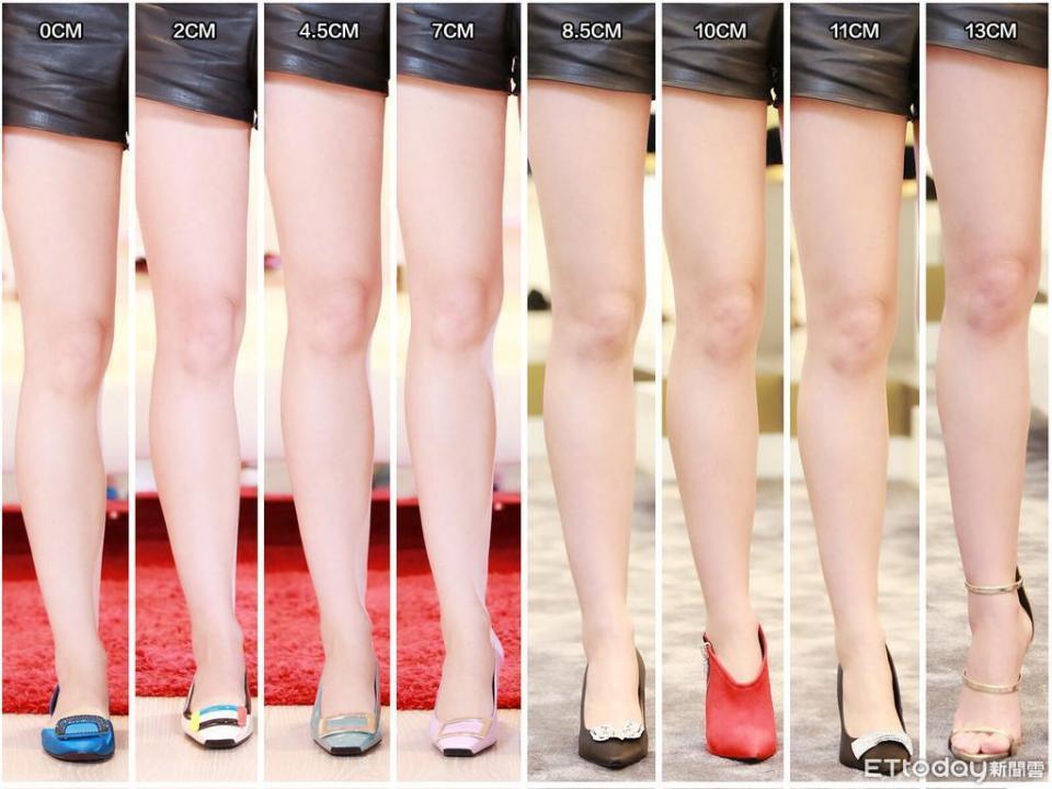 Giày càng cao, chân càng đẹp nhưng thực tế đây mới là chiều cao chuẩn nhất giúp bạn có đôi chân nuột nà - Ảnh 2.