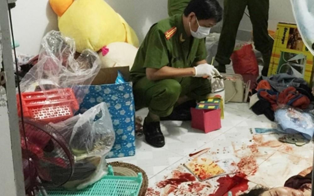 Quảng Ngãi: Con gái nghi ra tay giết chết mẹ ruột do ngán cảnh chăm mẹ già liệt giường