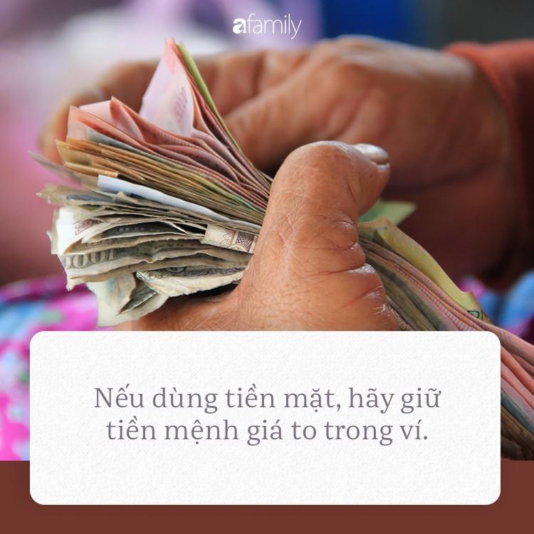 Có lương thì sướng, nhưng hãy bỏ túi ngay trọn bộ bí kíp chi tiêu này để không bị cạn tiền trước cuối tháng - Ảnh 4.