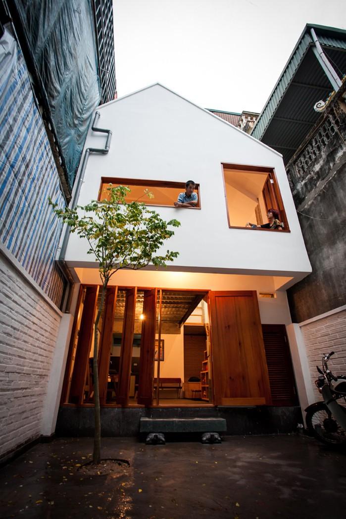 Ngôi nhà chỉ mất 300 triệu đồng xây dựng nhưng cực ấn tượng của người nghệ sĩ guitar ở Tây Hồ, Hà Nội - Ảnh 5.