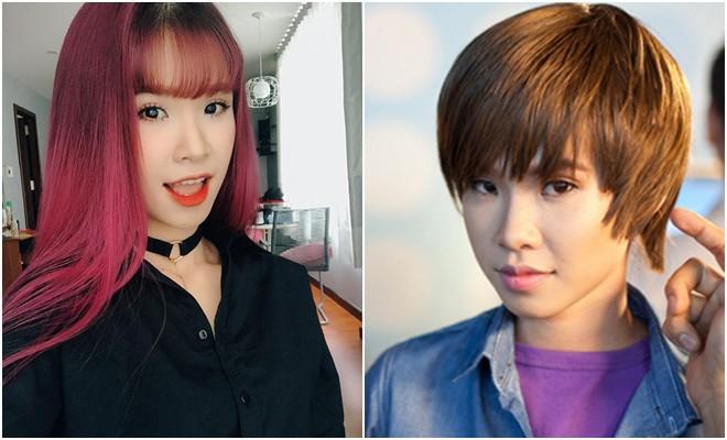 Càng dịu dàng bao nhiêu thì các sao nữ này lại càng đẹp trai bấy nhiêu khi cắt phăng mái tóc dài nữ tính - Ảnh 3.