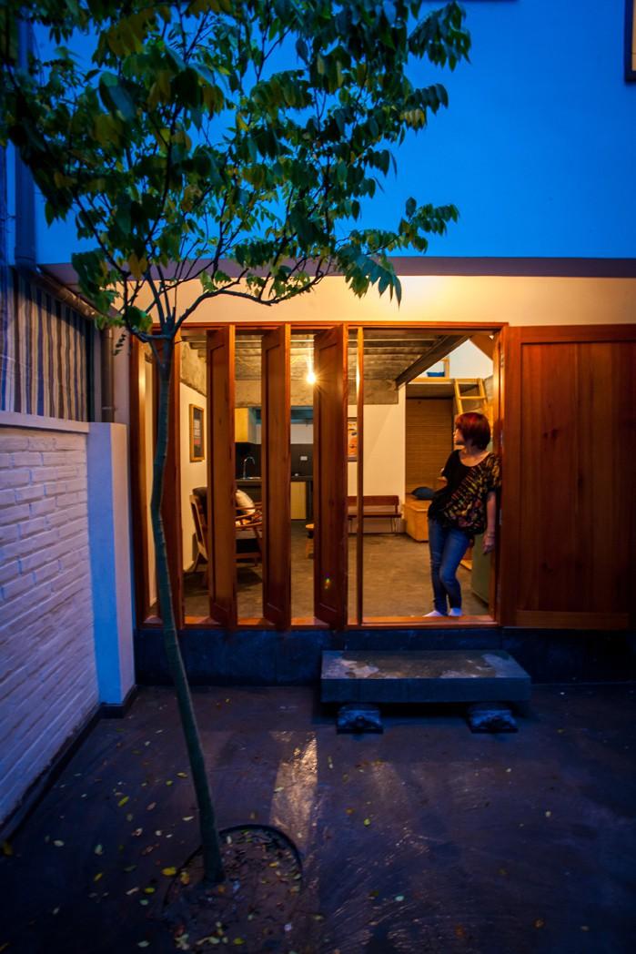 Ngôi nhà chỉ mất 300 triệu đồng xây dựng nhưng cực ấn tượng của người nghệ sĩ guitar ở Tây Hồ, Hà Nội - Ảnh 7.