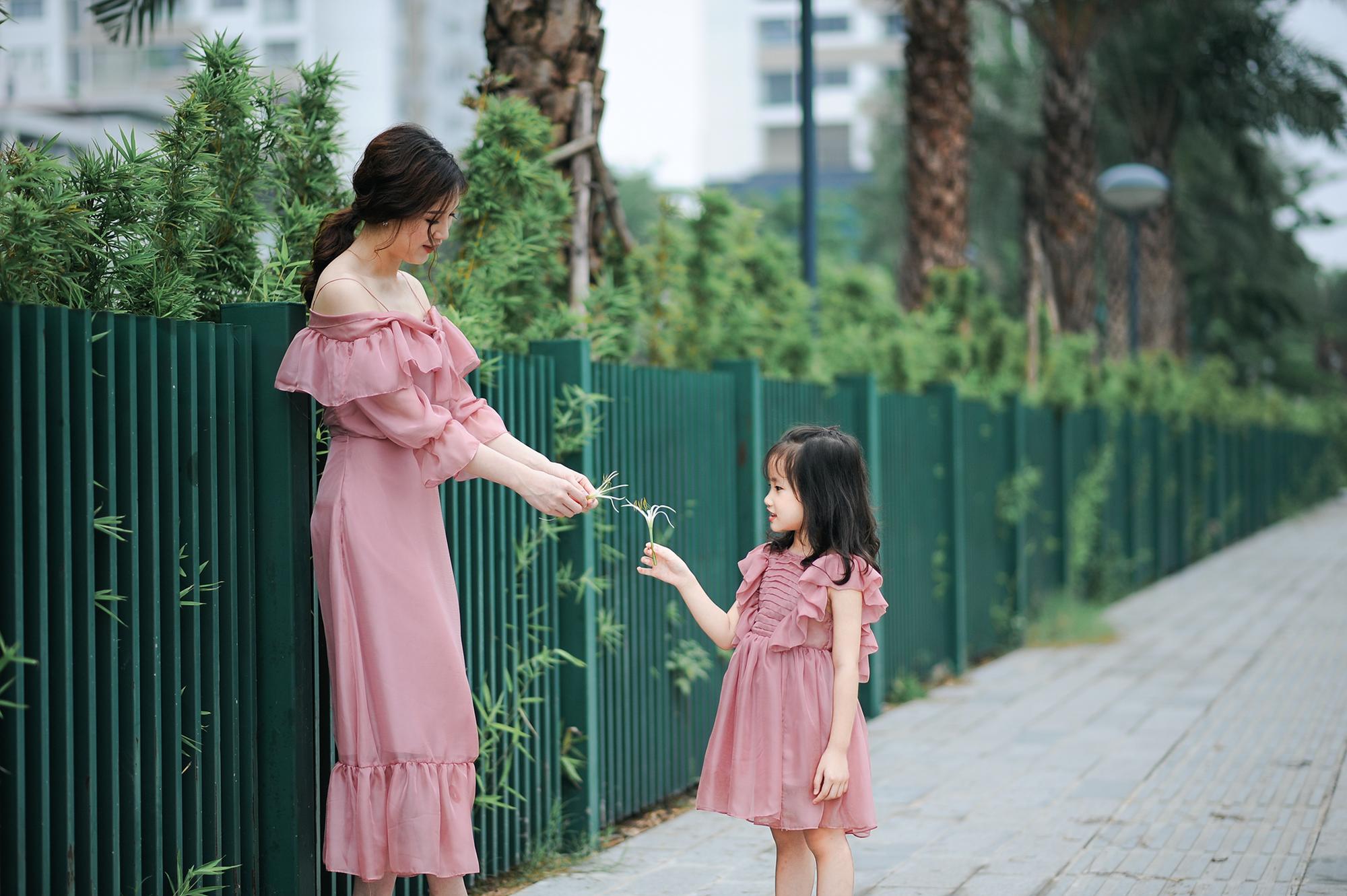 Dọa bị sảy thai, từng bị băng huyết, Hoa hậu Phí Thùy Linh vẫn ước ao sinh thêm con - Ảnh 9.