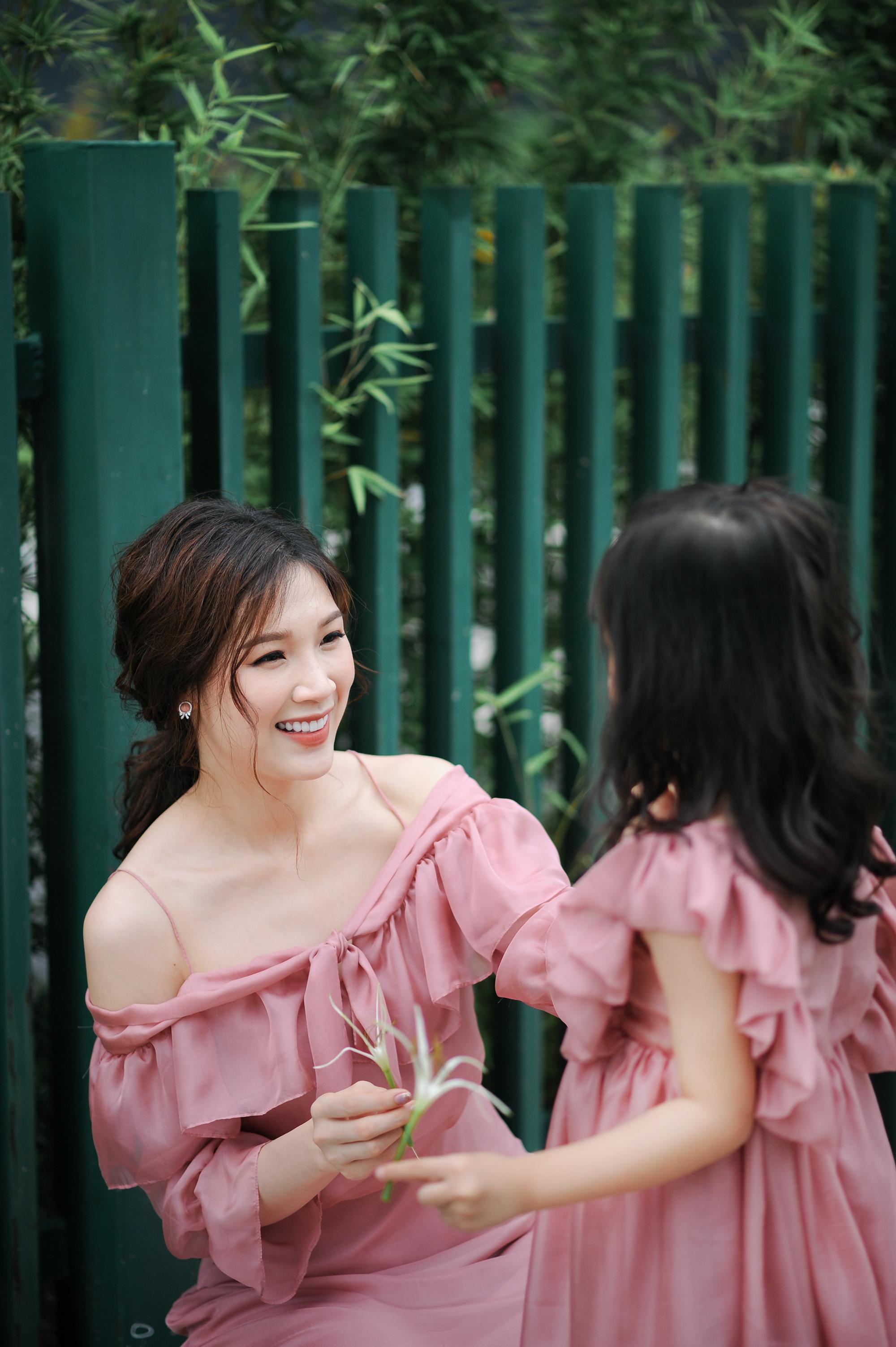 Dọa bị sảy thai, từng bị băng huyết, Hoa hậu Phí Thùy Linh vẫn ước ao sinh thêm con - Ảnh 10.