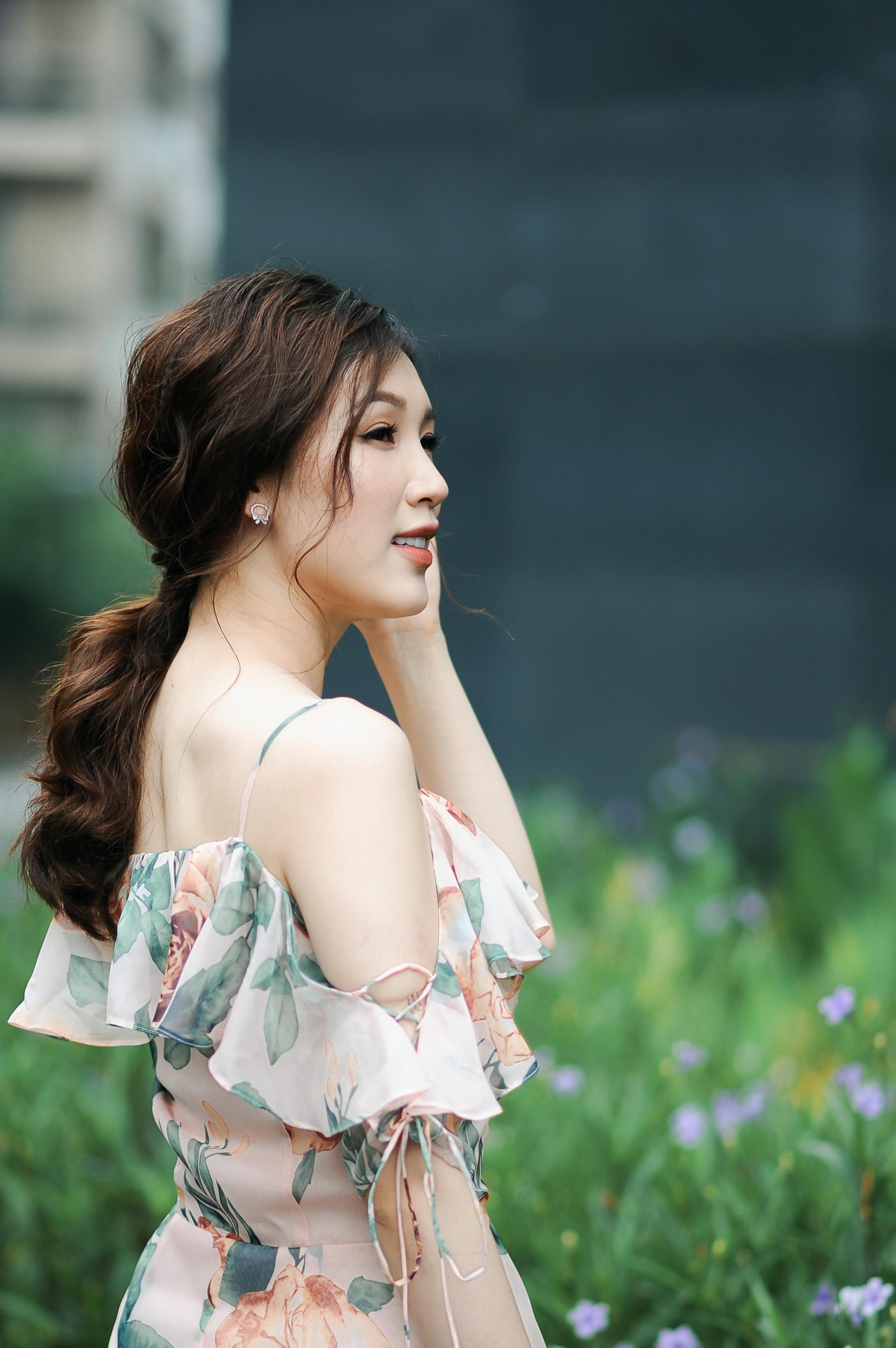 Dọa bị sảy thai, từng bị băng huyết, Hoa hậu Phí Thùy Linh vẫn ước ao sinh thêm con - Ảnh 1.
