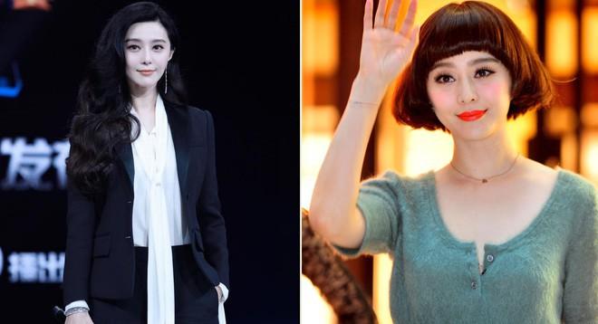 """Đã tìm ra kiểu mái """"kén mặt nhất"""", có là đại mỹ nhân Hoa hay Hàn thì cũng bị dìm nhan sắc khi áp dụng - Ảnh 2."""