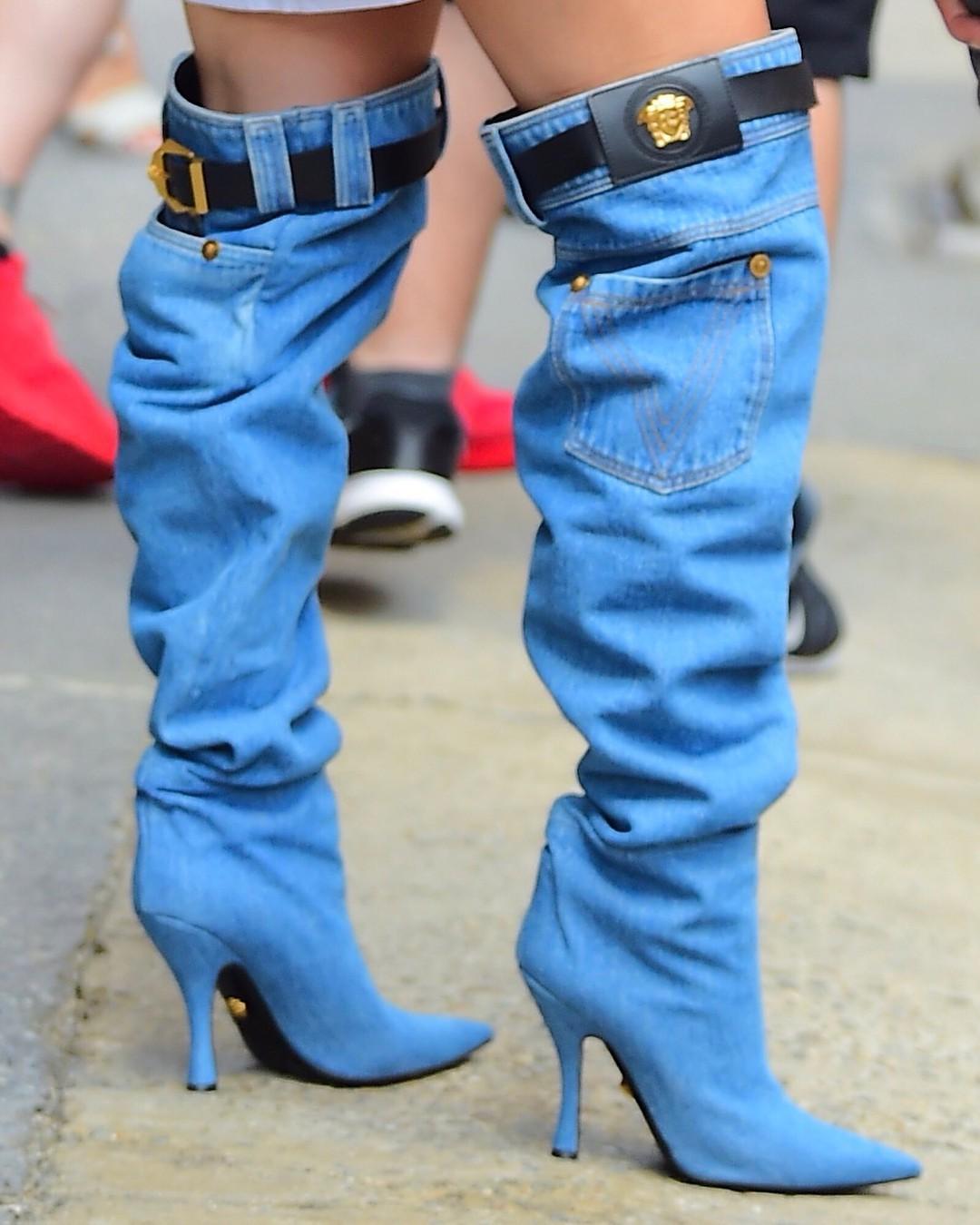 Thoạt nhìn, ai cũng tưởng Jennifer Lopez bị tụt quần trên phố nhưng hóa ra sự thật lại là... - Ảnh 5.