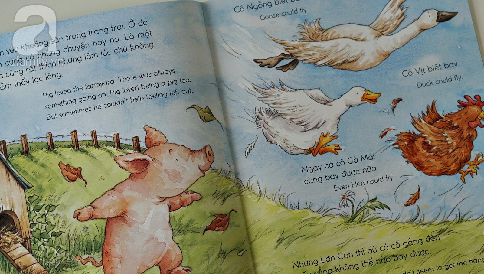 Muốn con học siêu tiếng Anh từ nhỏ, bố mẹ không thể bỏ qua những cuốn sách song ngữ này! - Ảnh 16.
