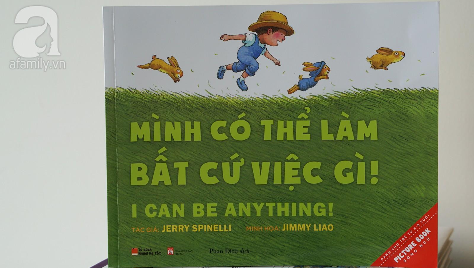 Muốn con học siêu tiếng Anh từ nhỏ, bố mẹ không thể bỏ qua những cuốn sách song ngữ này! - Ảnh 3.