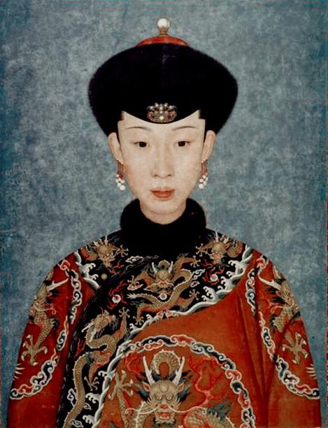 Lệnh Phi Ngụy Anh Lạc ở đời thực: Người phụ nữ tri kỷ của Hoàng đế, được sủng ái và trân quý đến cuối đời 1