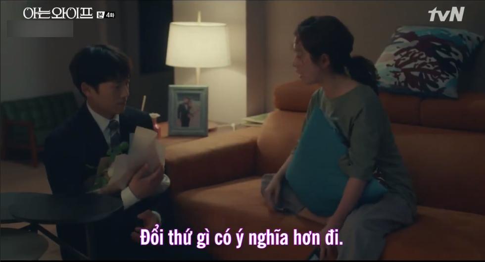 Đổi vợ thì đã sao, Ji Sung vẫn không thoát khỏi kiếp khuất phục trước vợ - Ảnh 4.