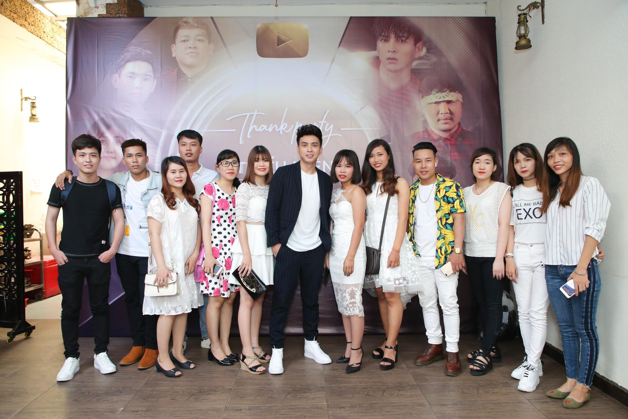Làm giang hồ sau khi chia tay Bảo Anh, Hồ Quang Hiếu nhận ngay nút vàng YouTube - Ảnh 3.