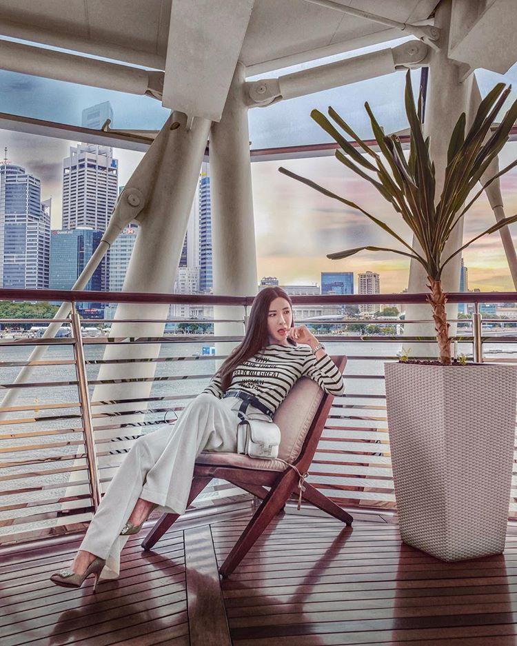 Cuộc sống nhung lụa nhất nhì châu Á của hai nàng tiếp viên hàng không bỏ nghề làm vợ đại gia - Ảnh 13.