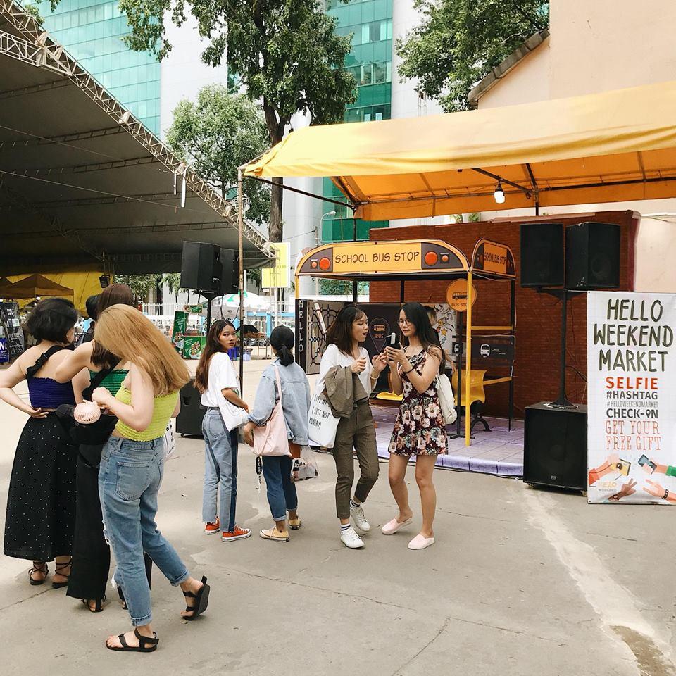Cuối tuần bùng nổ với loạt hội chợ, sự kiện vừa vui vừa ý nghĩa không thể bỏ qua ở Hà Nội, Sài Gòn - Ảnh 6.
