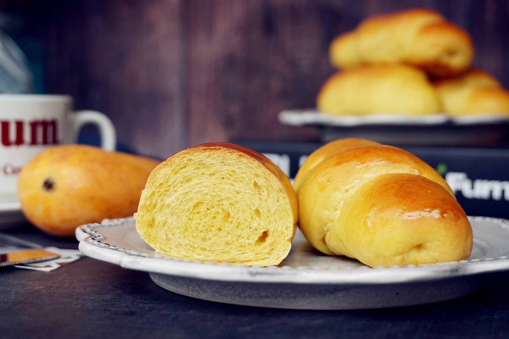 Bánh mì xoài mềm ngọt thơm lừng - Ảnh 6.