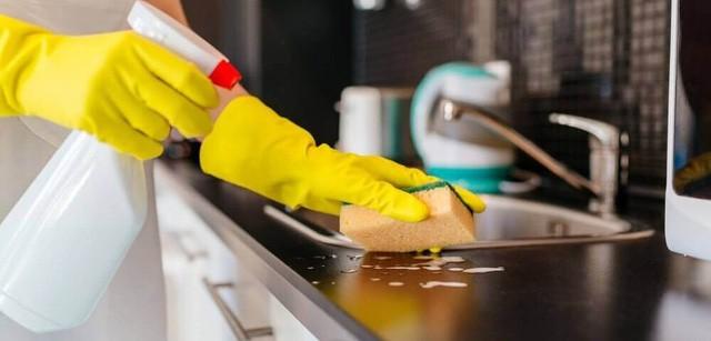Mẹo giữ nhà bếp luôn sạch sẽ cho chị em bận rộn - Ảnh 1.