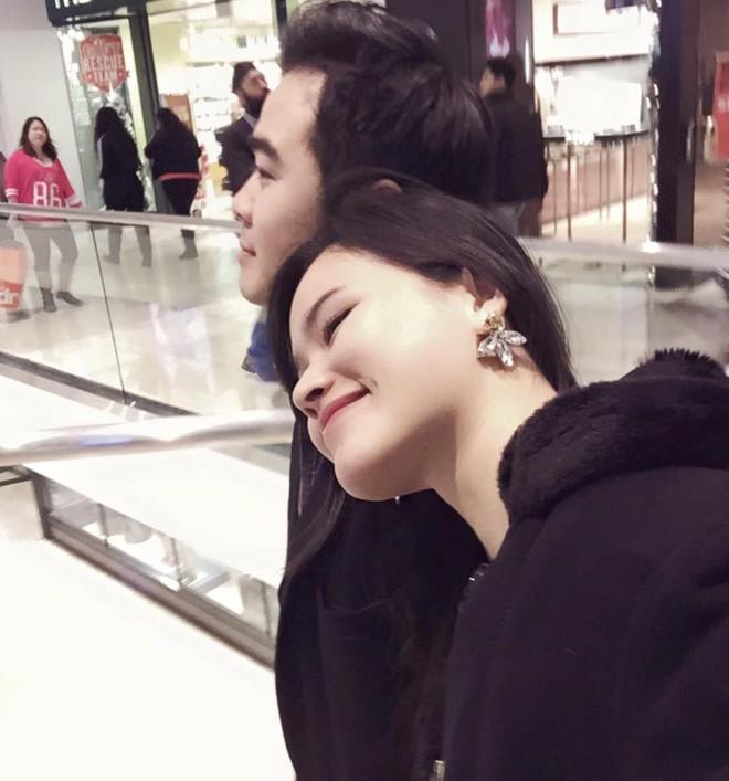 Á quân Next Top Tuyết Lan và hôn phu cười hạnh phúc trong hậu trường chụp ảnh cưới - Ảnh 3.
