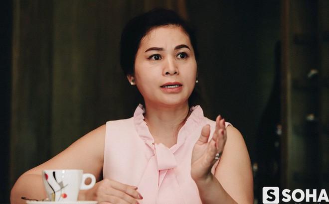Lê Hoàng Diệp Thảo: Tôi chưa bao giờ muốn ly hôn với anh Vũ - Ảnh 1.