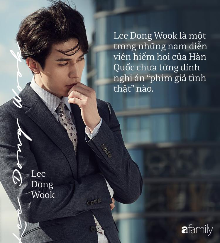 """""""Thần chết"""" Lee Dong Wook: Dành 20 năm chờ đợi tình yêu của đời mình, vậy mà chỉ giữ chân được cô gái ấy trong 4 tháng - Ảnh 2."""