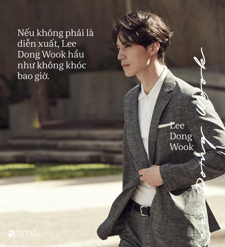"""""""Thần chết"""" Lee Dong Wook: Dành 20 năm chờ đợi tình yêu của đời mình, vậy mà chỉ giữ chân được cô gái ấy trong 4 tháng - Ảnh 8."""