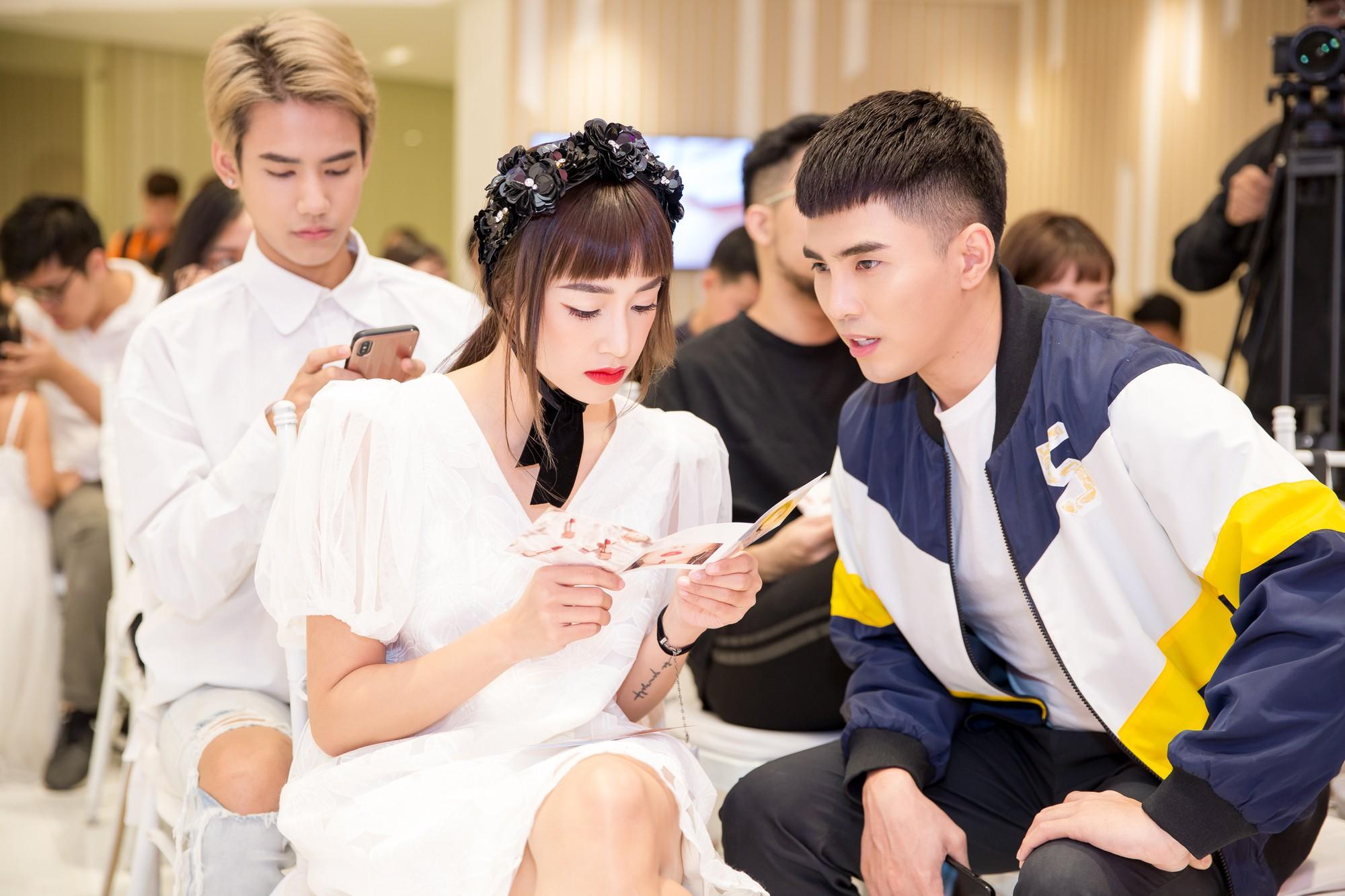 Không phải Kaity Nguyễn, Will thân thiết với Salim khi đi sự kiện  - Ảnh 1.