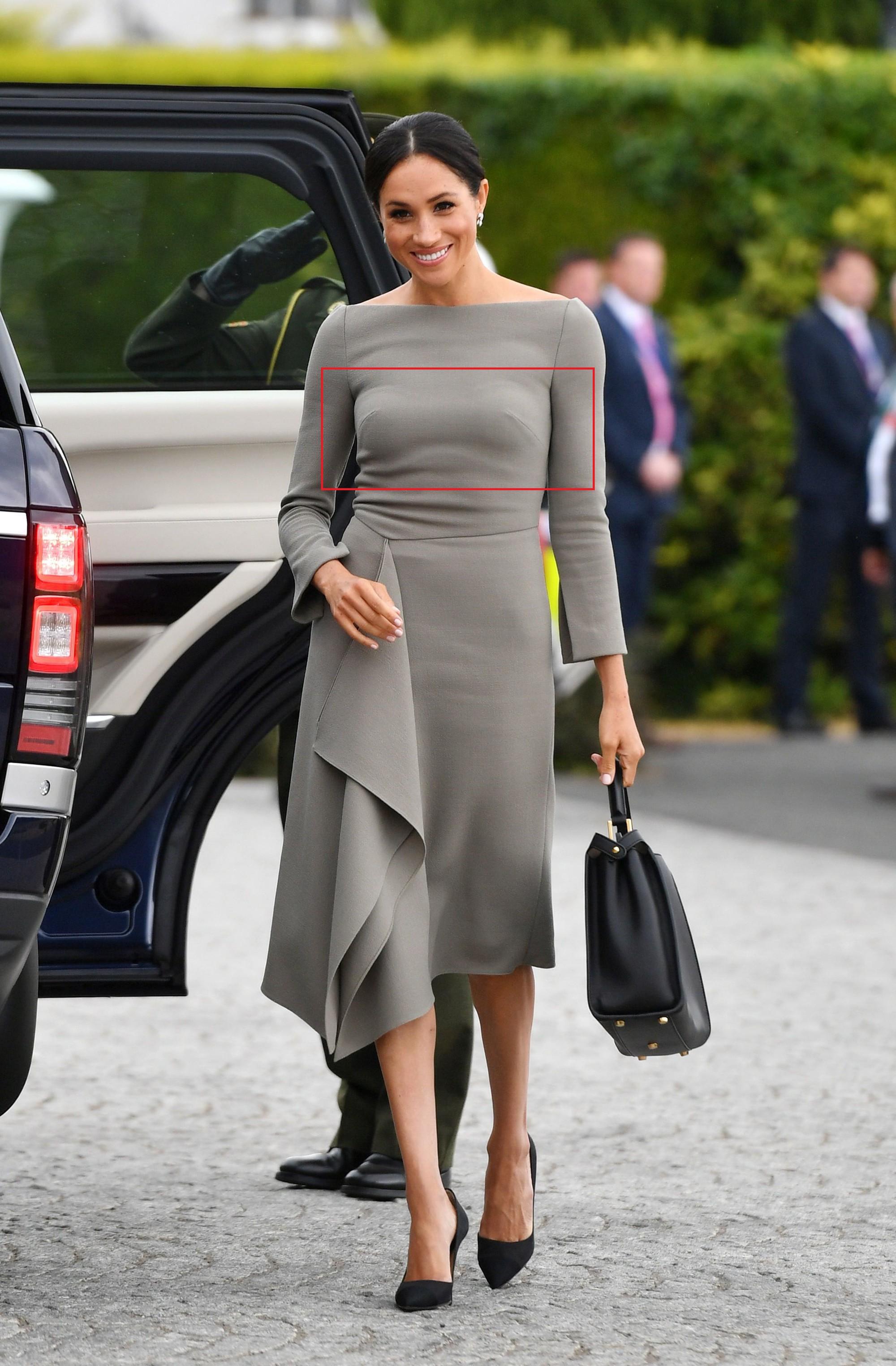 Chỉ mới 3 tháng làm dâu Hoàng gia nhưng Công nương Meghan Markle đã vướng không dưới 5 tranh cãi về trang phục - Ảnh 6.