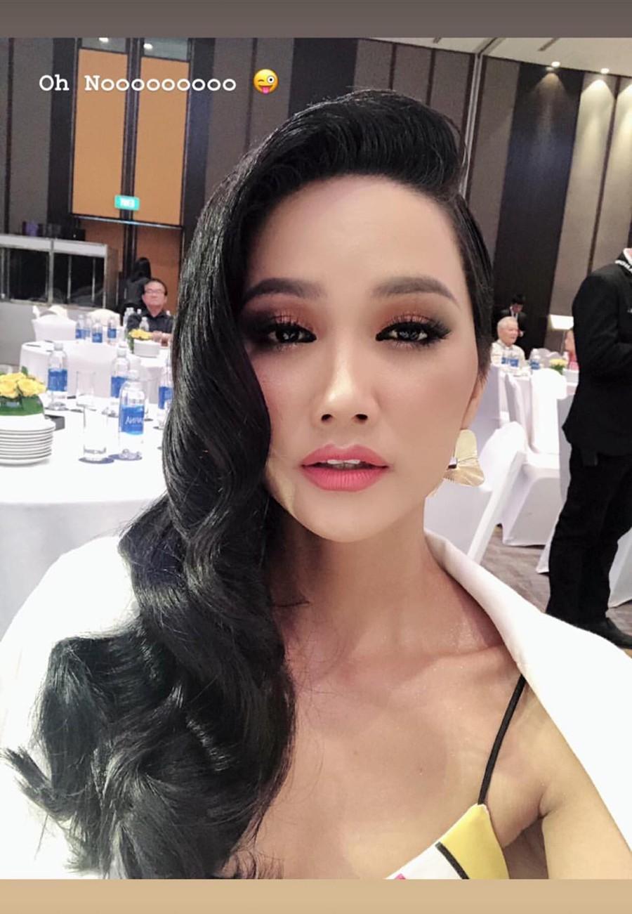 Không ngờ Hoa hậu HHen Niê có ngày để tóc dài thướt tha lại lộng lẫy, xinh đẹp đến vậy - Ảnh 3.