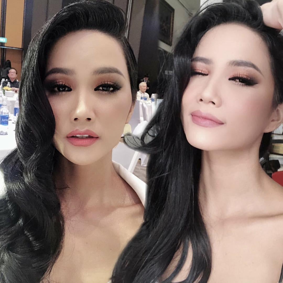 Không ngờ Hoa hậu HHen Niê có ngày để tóc dài thướt tha lại lộng lẫy, xinh đẹp đến vậy - Ảnh 4.