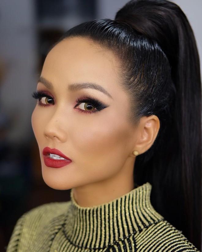 Không ngờ Hoa hậu HHen Niê có ngày để tóc dài thướt tha lại lộng lẫy, xinh đẹp đến vậy - Ảnh 5.
