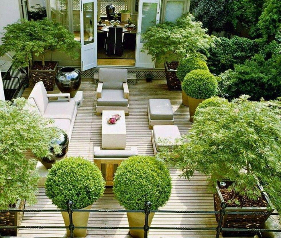 """Ngôi nhà của bạn sẽ chiếm """"spotlight"""" của cả khu phố chỉ nhờ khoảng sân thượng sang chảnh và xanh tươi thế này - Ảnh 5."""